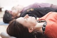 afspænding og vejrtrækning virker godt mod uro i kroppen