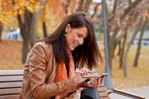 """""""Smartphone nakke"""" kan give spændinger i nakken"""