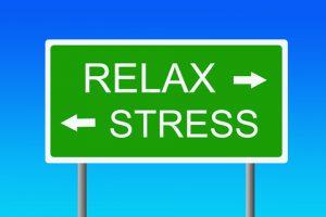 Afspænding mod stress